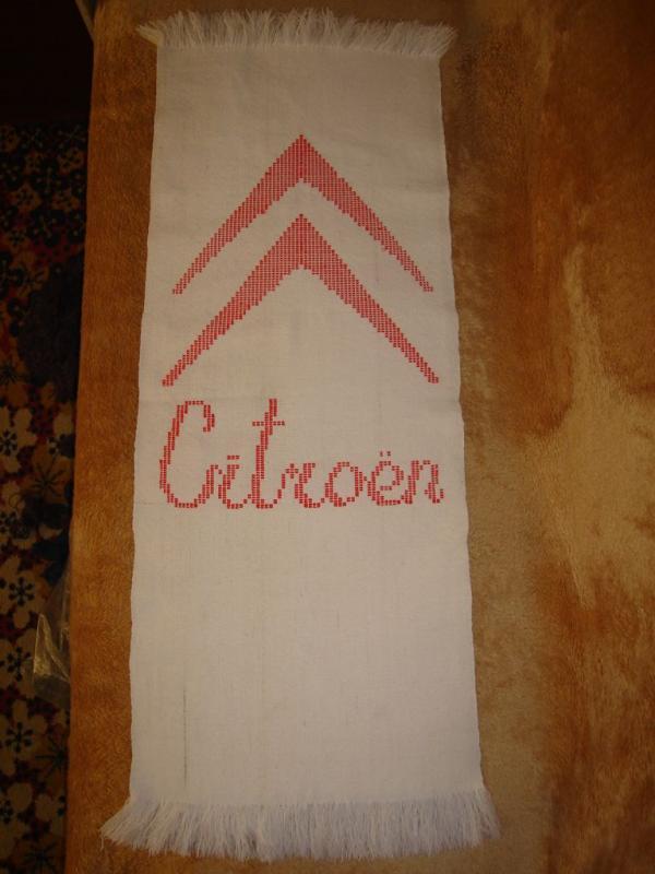 Citroen vėliava