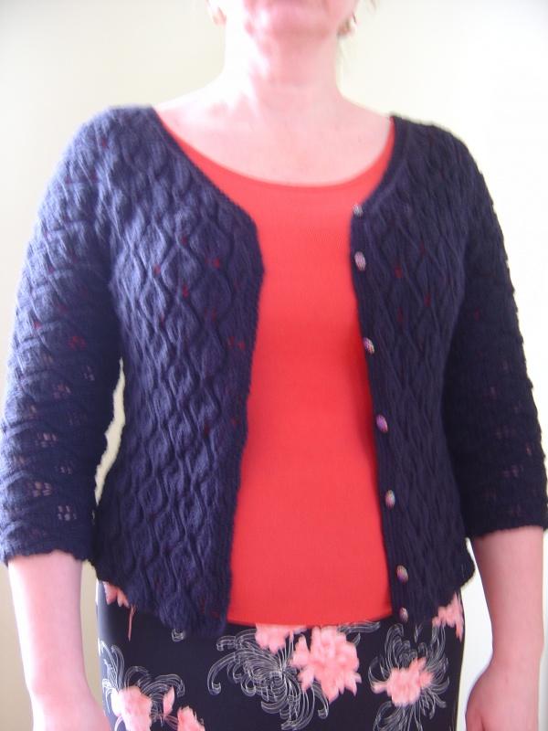 Megztinis-lapeliai
