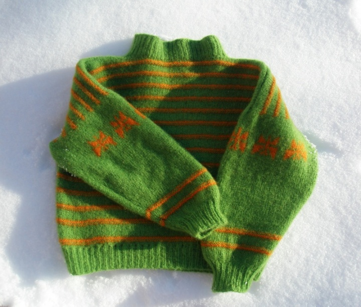 megztinukas Kerniui