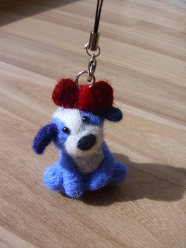 mėlynasis šuniukas :)