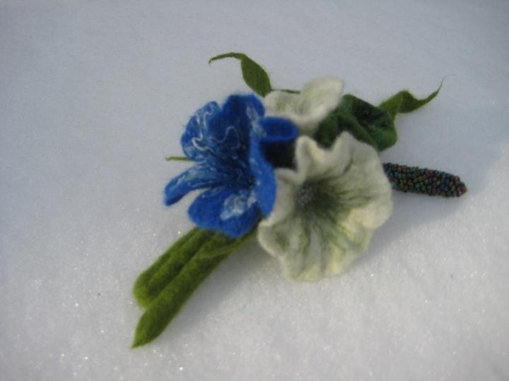 Nuskintos gėlės