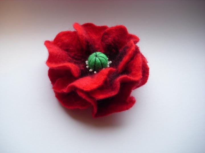 Raudonoji gėlelė
