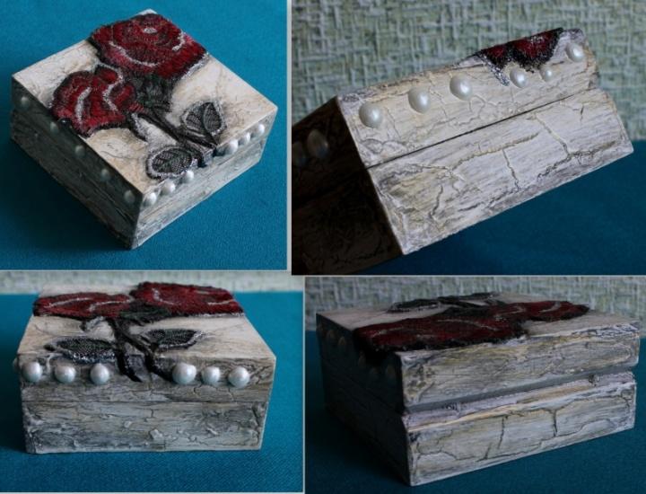smulkmenų dėžutė
