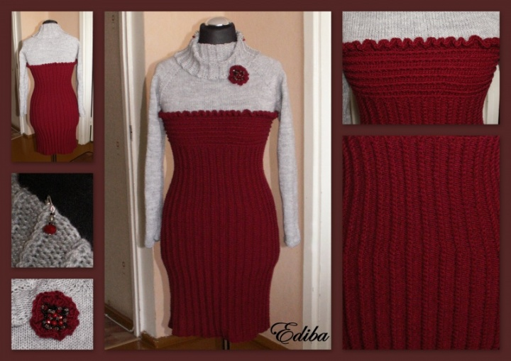 Astos suknelė