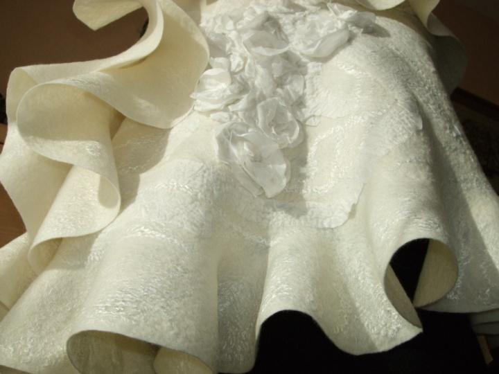 Baltos rozes