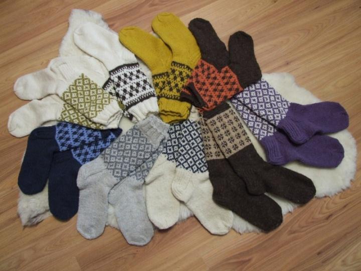 dar ir kojines