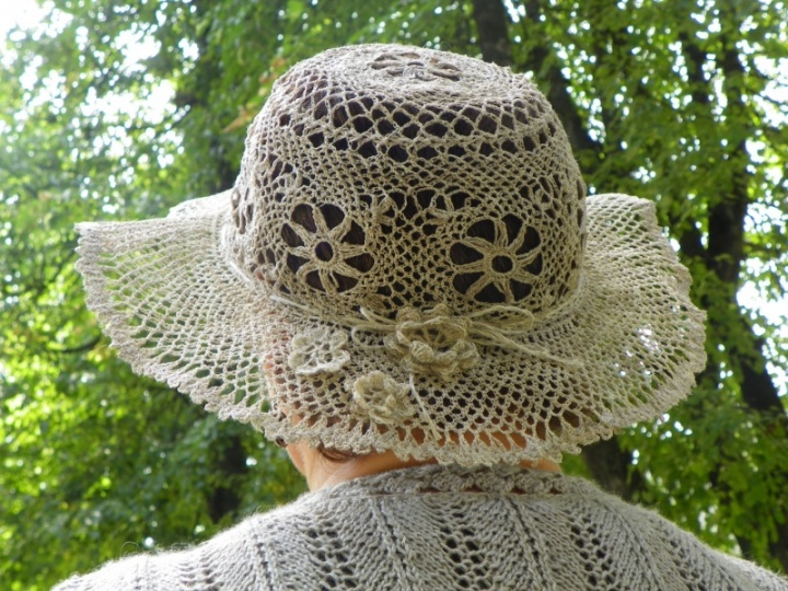 lininė skrybėlaitė