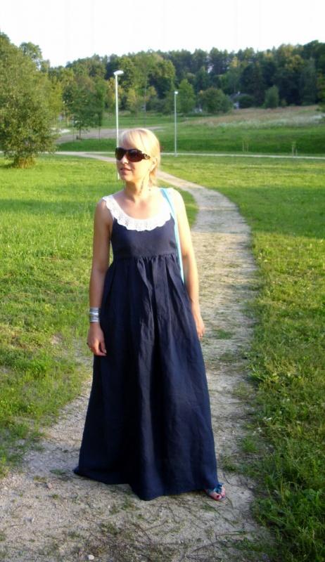 Lininė suknutė