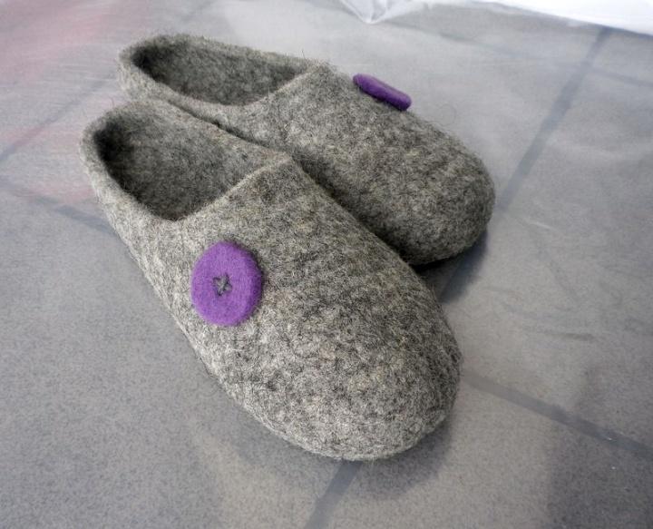 Natūralios su violetine saga