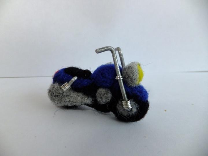 Pakabukas - motociklas
