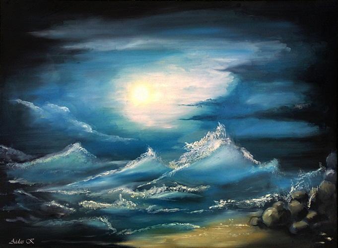 Pašėlus jūra