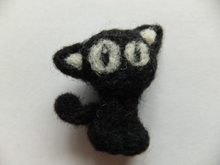 Sagė - kačiukas