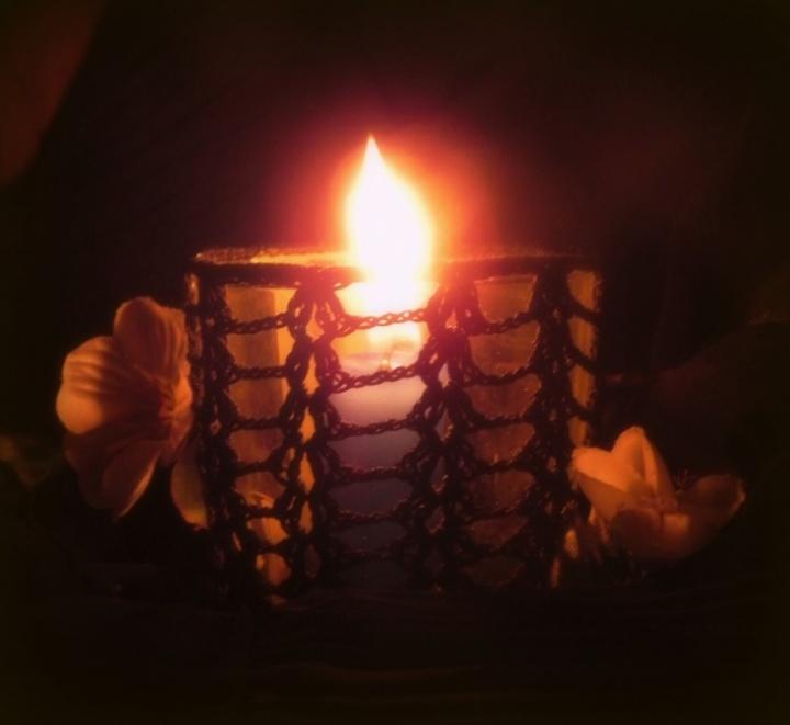 Vėlinių žvakė