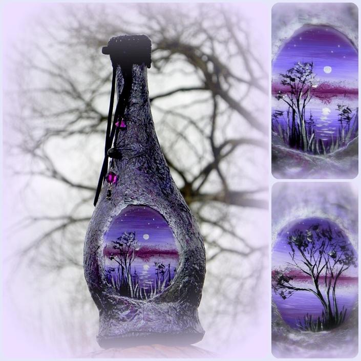 Violetinis vakaras