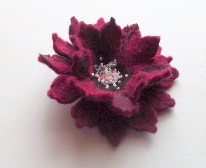 bordo gėlė