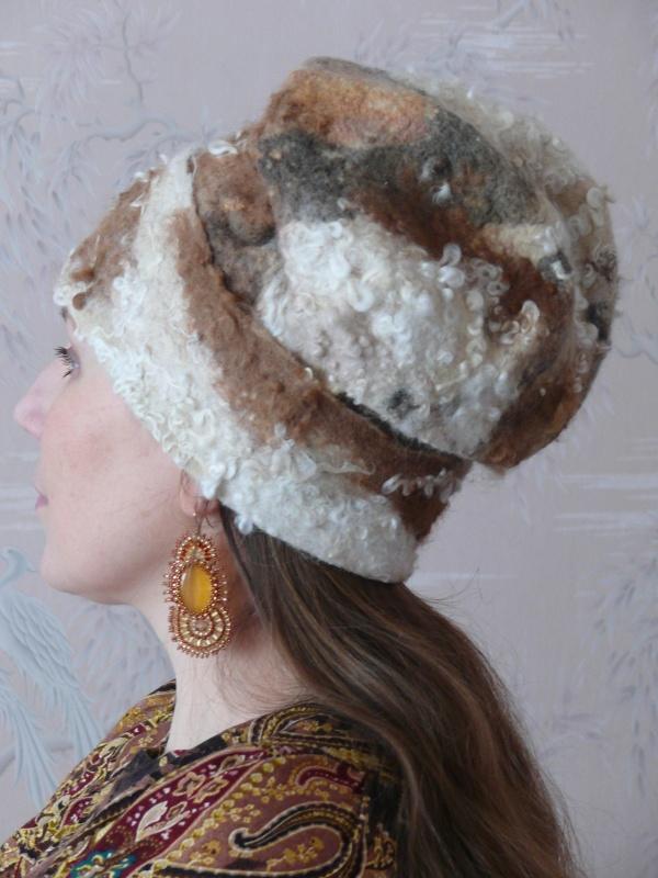 """Kepurė """" Terra inkognita """""""