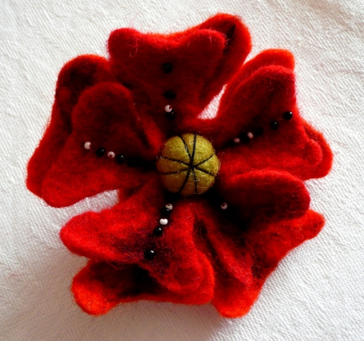 Raudonoji aguona