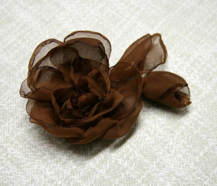 """Sage """"Schokoladine roze """""""