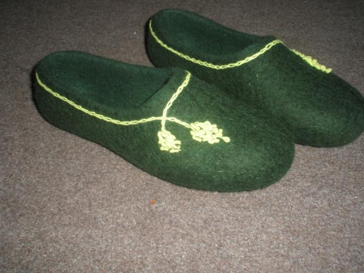 žaliosios