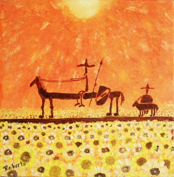 Don Kichot ir Sancho Panza