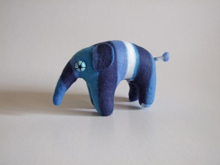 Dryžuotas drambliukas