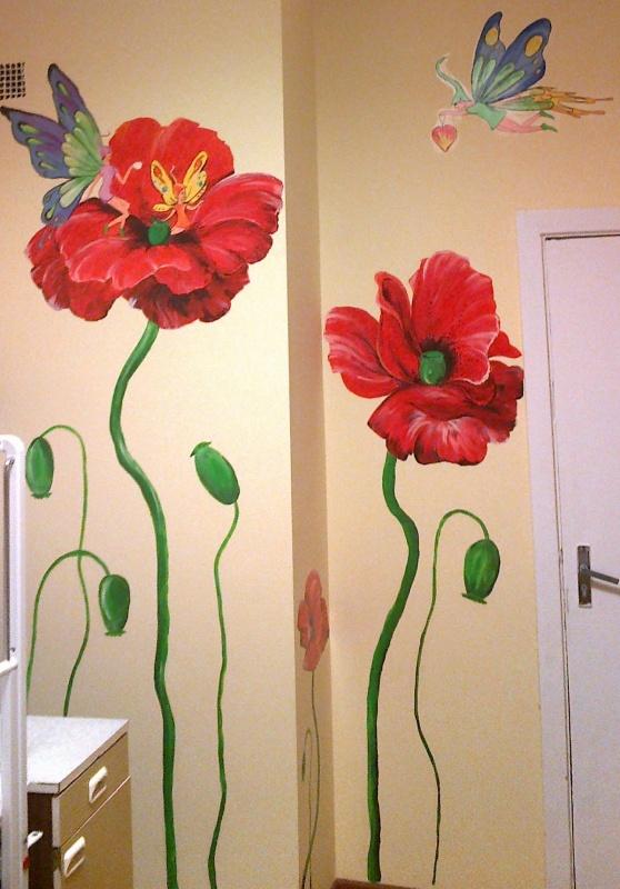 Gėlės iš pasakos