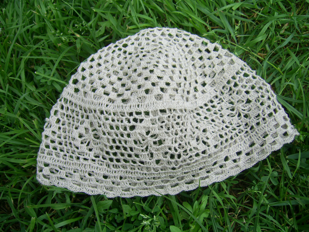 Kepurė iš lino