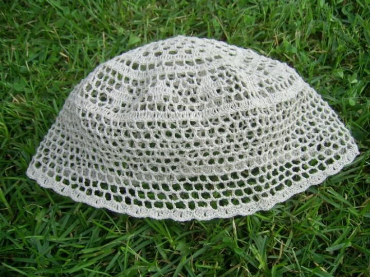 Kepurė lininukė