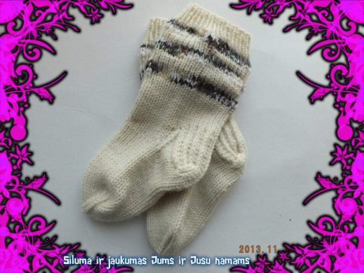 Mažytės kojinytės