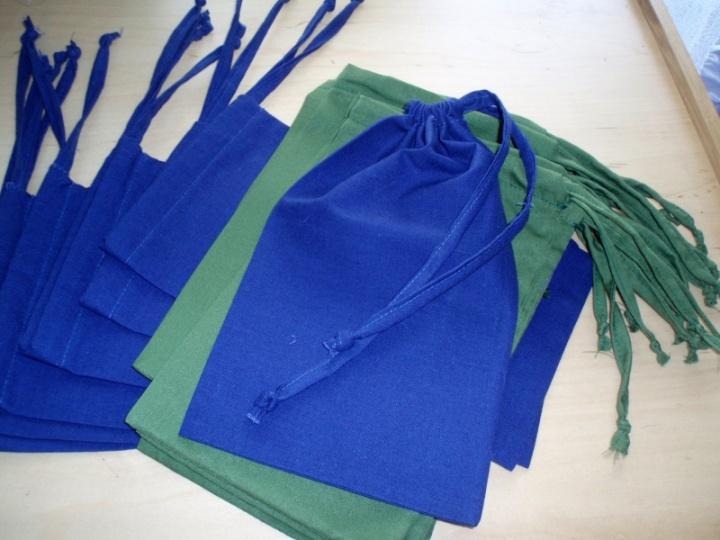 Medžiaginiai maišiukai