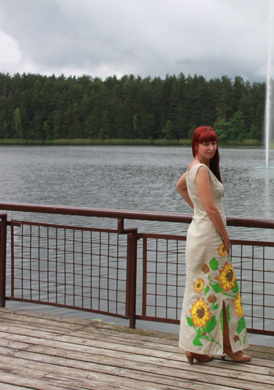Suknelė Saulėdražos