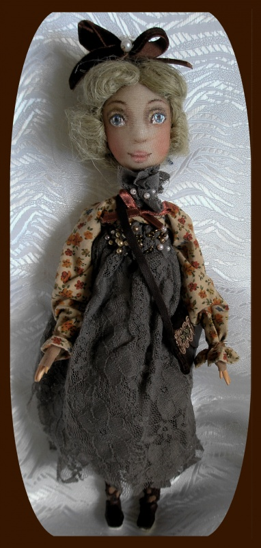 Tekstiline lele - Liza