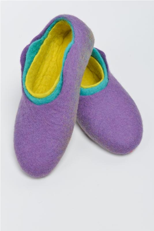 Violetas-žalia-geltona