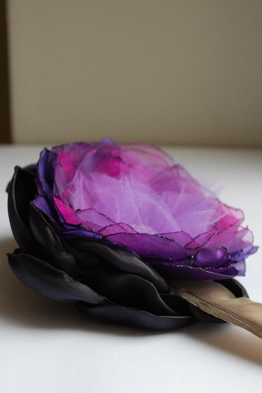 Violetinė puošmena