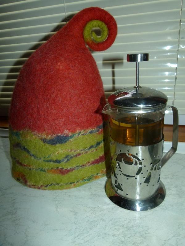 arbatos kepurėlė