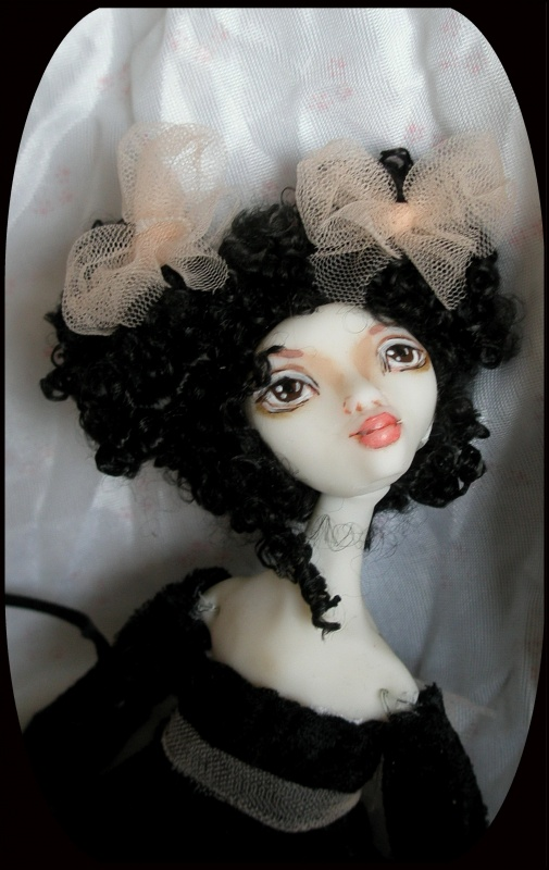 Autorinė Lėlė Amelija