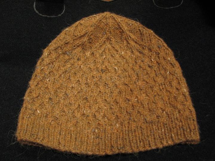 Cinamoninė kepurė