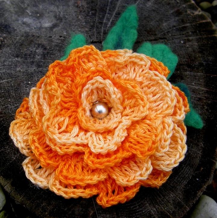 Gėlytė oranžinė