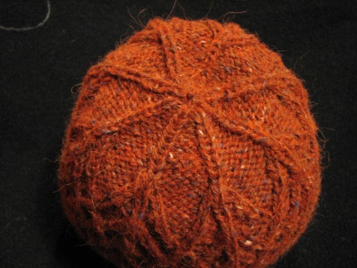 Imbierinė kepurė