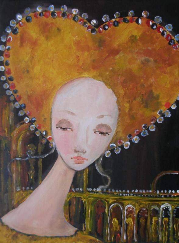 Karalienės portretas