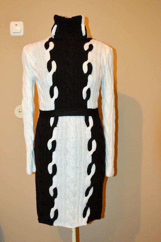 megzta suknele pagal Christian Dior:)