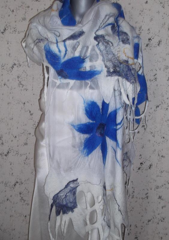 Mėlynos gėlės