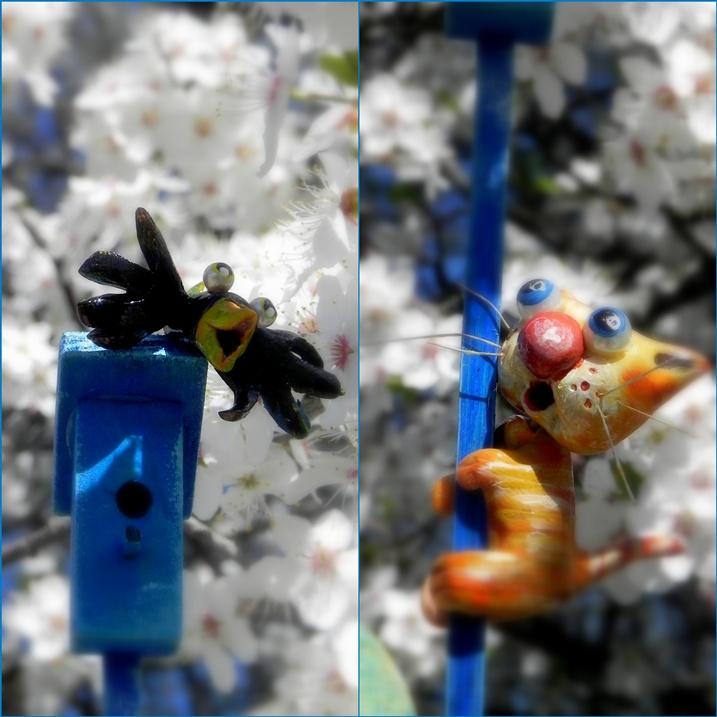 """Paveikslėlis 3D """"Pavasaris """""""