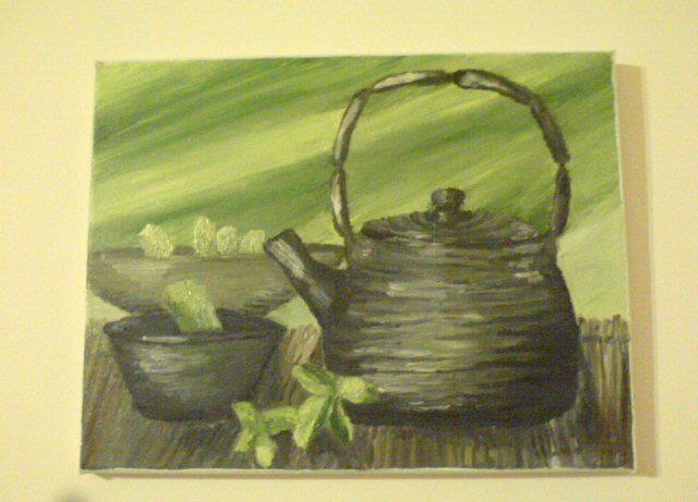 Piesinis arbatinis
