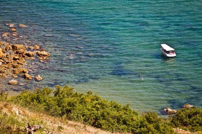 """Pirštinės """"Viduržemio jūra """""""
