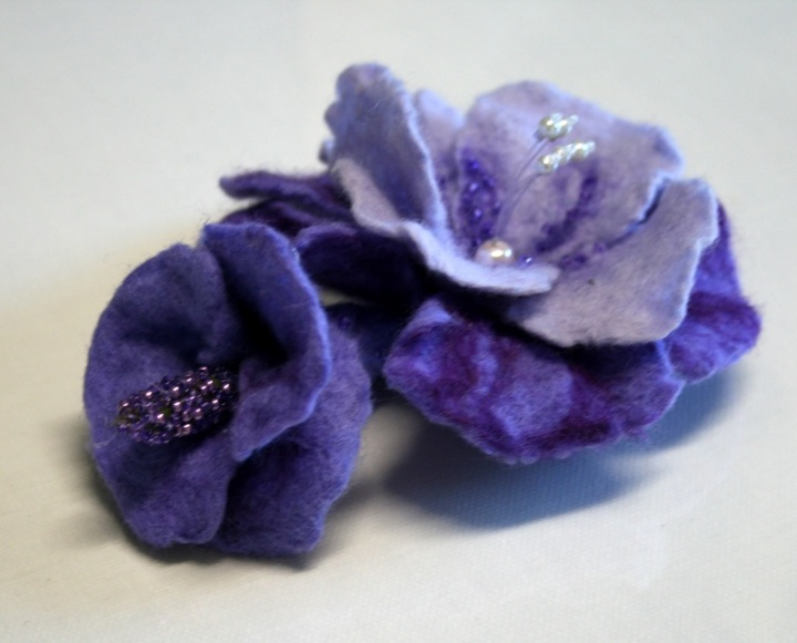 """""""Violetinė puokštė"""""""
