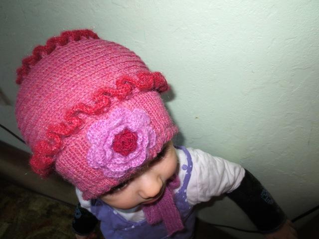 Rusnytės kepurytė