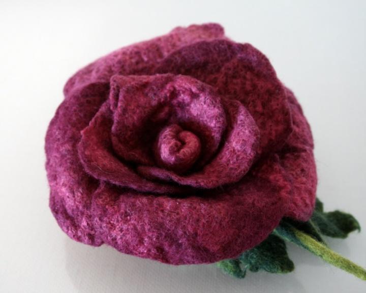 Šilkinė rožė