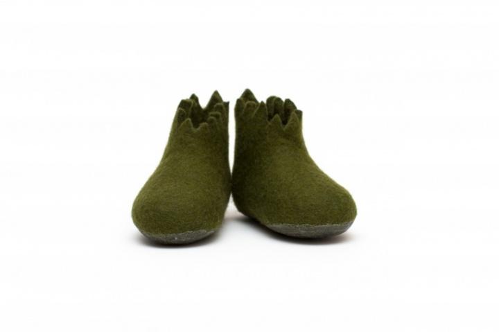 Žaliojo elfo batai