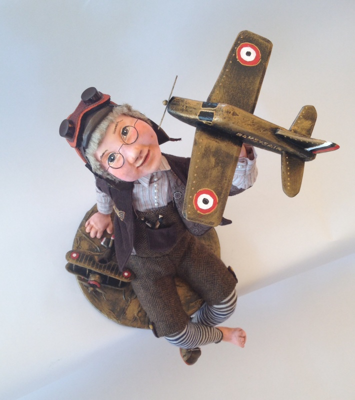 Berniukas Pilotas